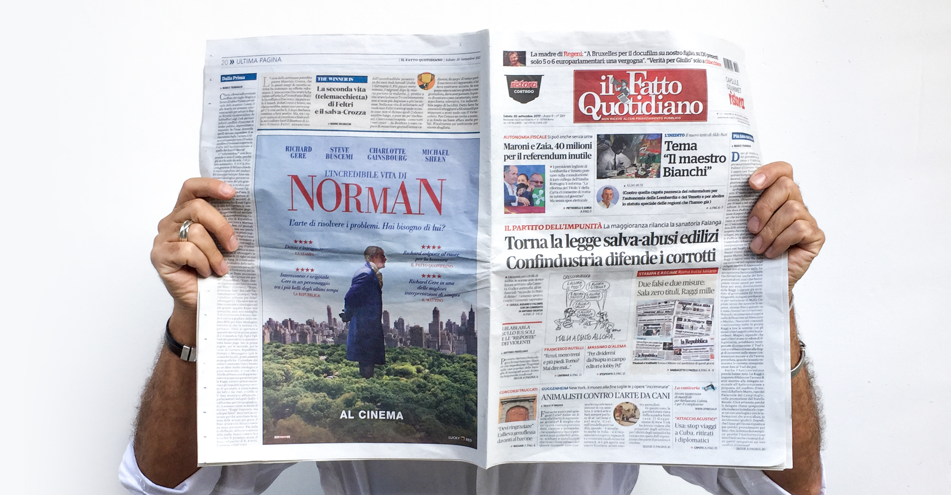 Norman_Newspaper